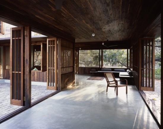 養生宅風格總論》自然有機的空間實現,靜心、修身與養息
