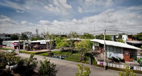 創意曼谷,建築見學》讓設計在城市裡發酵,Stu/D/O Architects的建築魅力學 @ 見學館